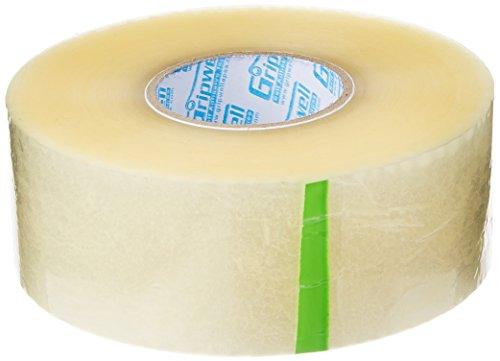 Gripwell 48TRJ500 BOPP Self Adhesive Tape, 500 Meter – Jumbo Roll