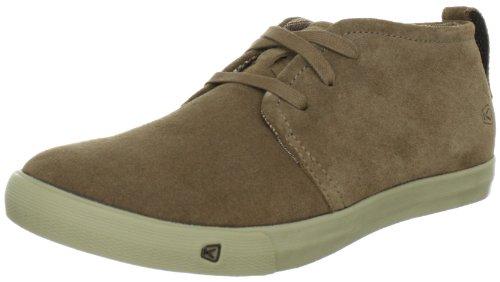 Keen 1007675 - Zapatos con cordones de ante para hombre Marrón (Marrone (Braun (Shitake)))