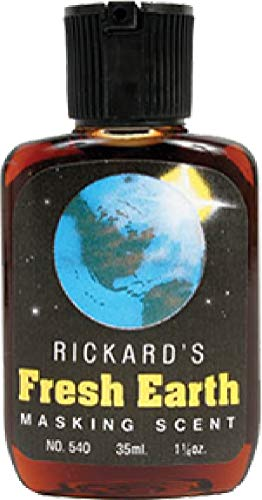 (Pete Rickard's Fresh Earth Scent, 2-Ounce)