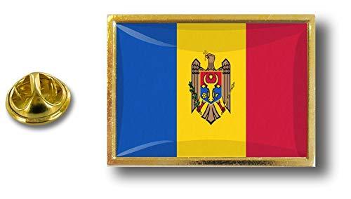 Pins Drapeau Moldavie Akacha Badge Pince Moldave Pin's Avec Papillon Pin Metal FWpqZgwpBR