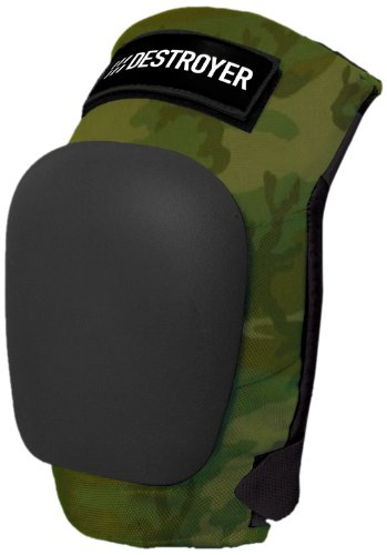 Destroyer Pro Knee Pad (Camo, X-Large)