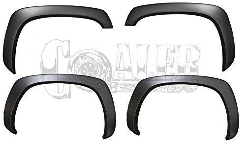 dodge ram rear fender flares - 4
