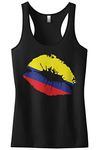 Threadrock Womens Colombia Colombian Racerback product image