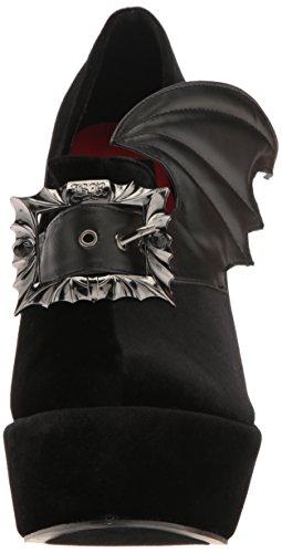 Iron Fist Nocturnal Platform - Plataforma Mujer Black (Black)