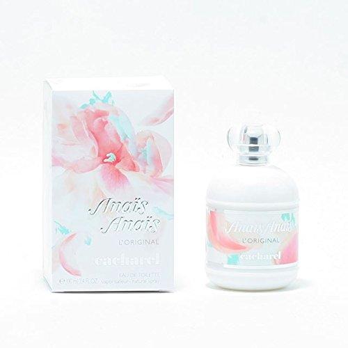 Anais Anais Perfume by Cacharel for Women, Eau De Toilette Spray - 3.4 oz / 100 ml