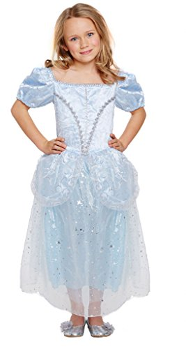 Henbrandt Childs Lost Shoe 'Cinderella Style' Costume Cinderellas Lost Shoe