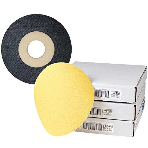 "Norton 9"" Discs for Porter Cable 7800 Drywall Sander: 120 Gr"