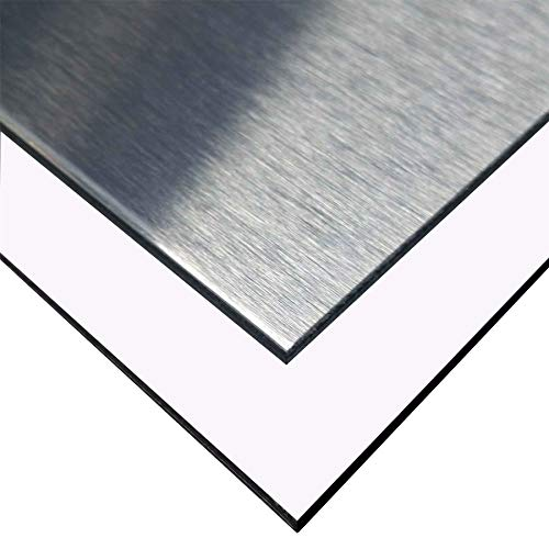 Online Metal Supply Aluminum Composite Sheet - Sign Panel 1/8