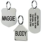 GoTags Pet ID Personalized Dog and Cat