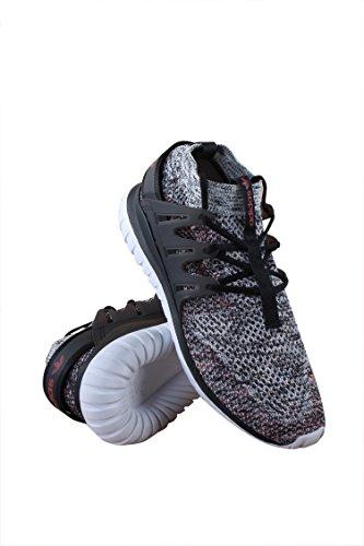 Brown Nova Mystery Originals Core Running Adidas Pk Clear Tubular Red Men's Black Shoe q1w8xaH