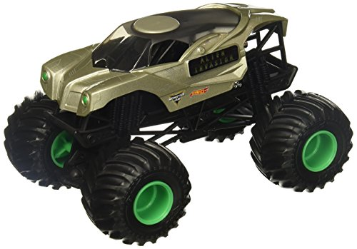 Hot Wheels Monster Jam Alien Invasion Vehicle