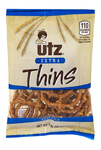 Utz Jumbo Snack Variety Pack (Pack of 60) Individual Snack Bags, Includes Potato Chips, Cheese Curls, Popcorn and Pretzels, Crunchy Travel Snacks for Lunches, Vending Machines, and Enjoying on the Go