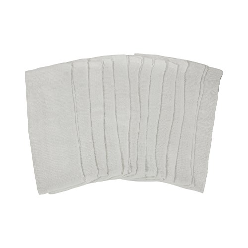 Detailer's Choice 3-528 Bag of Terry Towels - 12-Pack - 1-Each