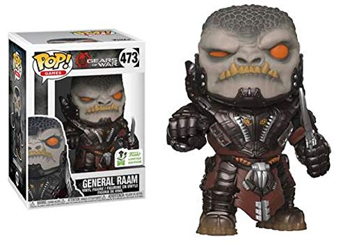 Funko Pop Games: Gears of War - General Raam Collectible Figure, Multicolor