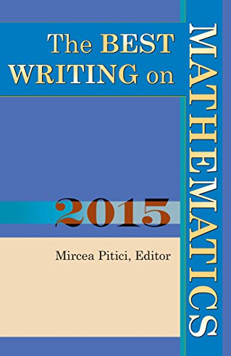 The Best Writing on Mathematics 2015 (The Best Writing On Mathematics)