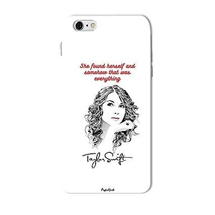 best website 4269e f0780 PosterHook Taylor Swift Designer Case for Apple iPhone: Amazon.in ...