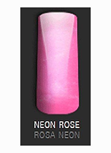 Acrylic Nail Powder - ORGANICOLORS (Neon Rose)