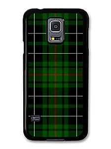 New Green and Red Scottish Tartan Fashion Pattern case for Samsung Galaxy S5 mini