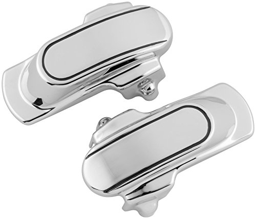 Bikers Choice Rear Axle (Bikers Choice Riser Axle Cover Kits - Chrome 19-016)