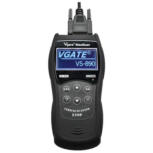 Vgate Vs890 Diagnostic Trouble Scanner