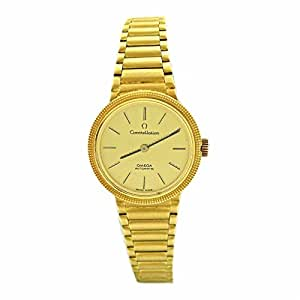 Omega Constellation swiss-automatic womens Watch 551.0062 (Certified Pre-owned)