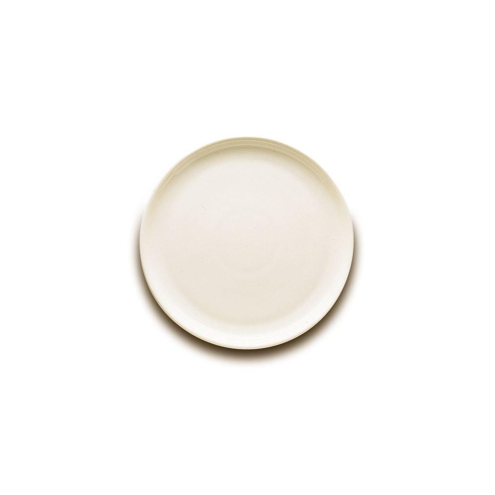 Hall China 2613-WH White 13-1/4'' Round Chop Plate - 6 / CS