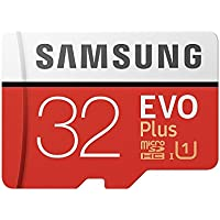 Samsung EVO Plus 32GB UHS-I / Class 10 633x MicroSDHC Memory Card