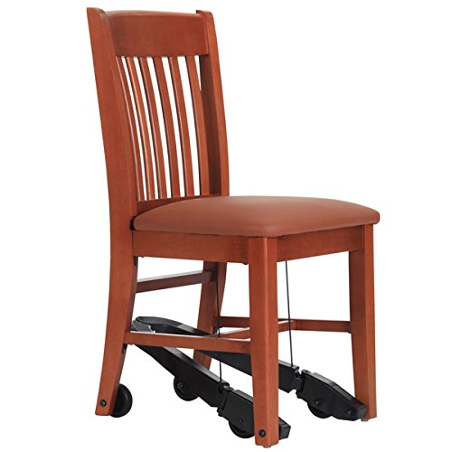 Maxiaids Royal EZ Series Assistive Chair - Cherry Wood wi...