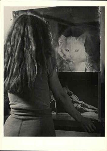 Mirror Image Photographic Art Original Vintage Postcard from CardCow Vintage Postcards