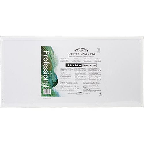 Winsor & Newton Artists Canvas Board, 12