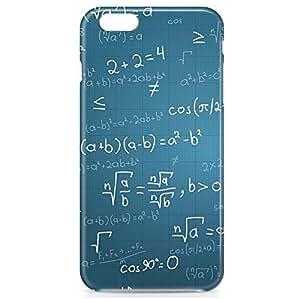 Maths iPhone 6s 3D wrap around Case - Design 2