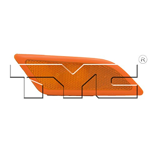 TYC 18-6125-01-1 Mercedes-Benz Right Replacement Side Marker Lamp