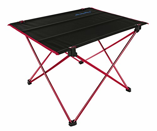 (Wealers Portable Folding Picnic Table in a Bag- Collapsible Lightweight Travel Beach Table Commuter ToteBag All Outdoor Events BBQ's | Camping | Fishing | Backyard Parties |)