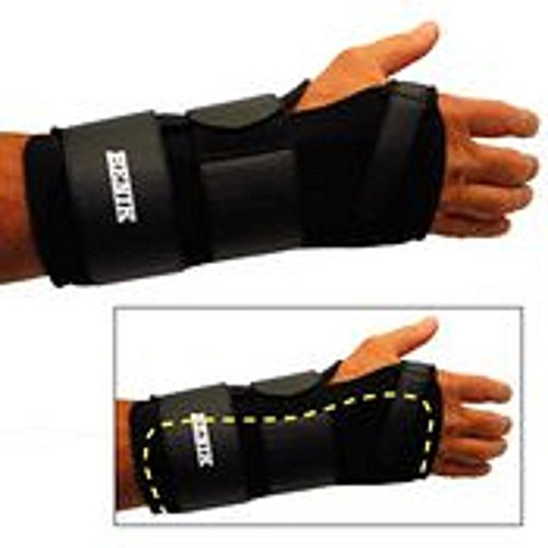 Benik 081586155 W-310 Wrist Splint, Right, Medium, Shape,, () by Benik