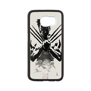 Wolverine Samsung Galaxy S6 Cell Phone Case Black yyfabd-248375