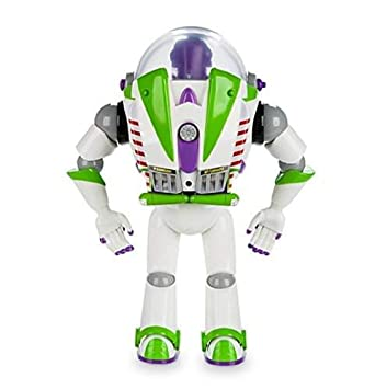Disney Toy Story Power Up Buzz Lightyear Talking Action Figure by Toy Story   Amazon.com.mx  Juegos y juguetes d209cdc1b3e
