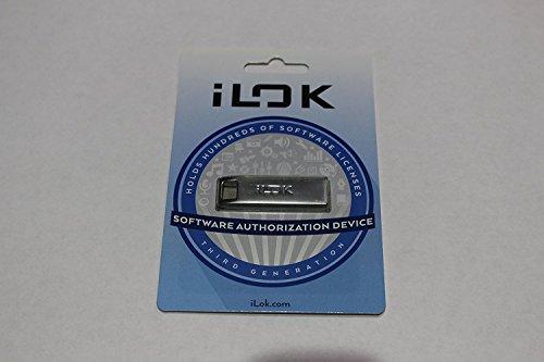 PACE 99007120900 iLok3 USB Key Software Authorization Device