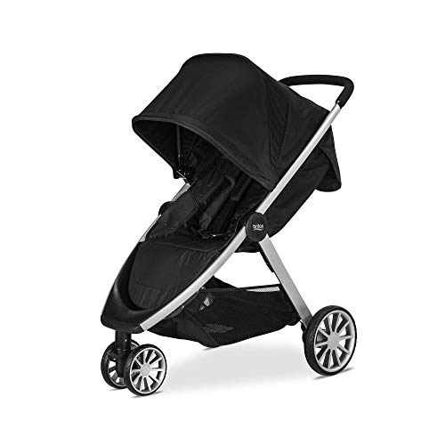 Great Features Of Britax B-Lively Lightweight Stroller, Raven