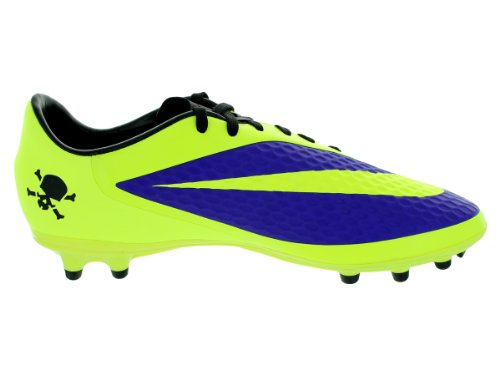 Nike Voetbalschoenen 599730 570 Voetbalschoenen Elektro Paars / Zwart / Volt