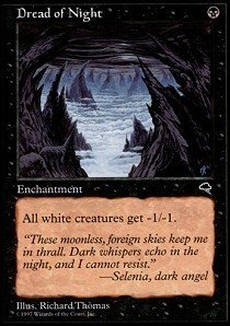 Magic: the Gathering - Dread of Night - Tempest