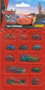 Panini - Coche de juguete Cars 2 Cars (4821)