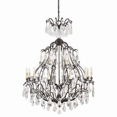 World Imports Lighting 2617 89 Timeless Elegance Collection 18 Light