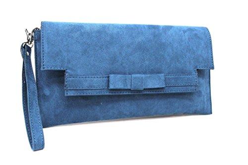 Borsetta donna Annaluna pochette l.elegante 007cam jeans made in Italy