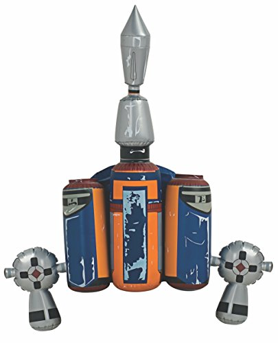 Boba Fett Halloween Costumes (Star Wars Boba Fett Inflatable Jetpack)