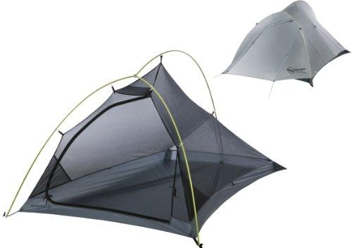 Big Agnes Fly Creek 2 Platinum Tent Tents 0000 Silver/Grey, Outdoor Stuffs