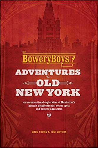 Jericho Book Club: History of New York City 5