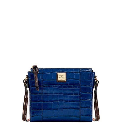 Dooney & Bourke Oakdale Lexington Crossbody Shoulder Bag Midnight Blue