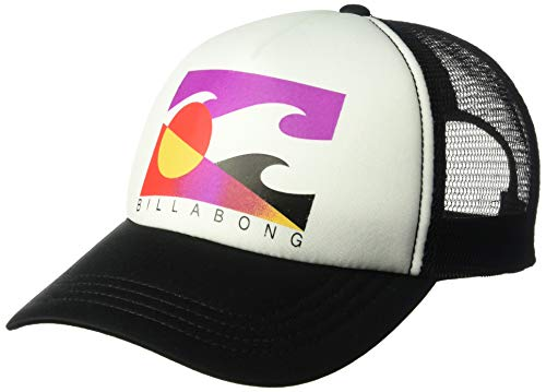 Billabong Women's Across Waves Trucker Hat Freesia One ()