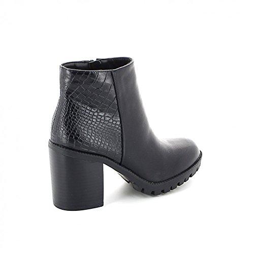 Toocool - Zapatillas de Material Sintético para mujer negro Size: 40 7BlyKDs