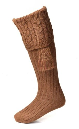 1920s-1950s New Vintage Men's Socks Sandringham Kilt Hose Country Sock $72.90 AT vintagedancer.com